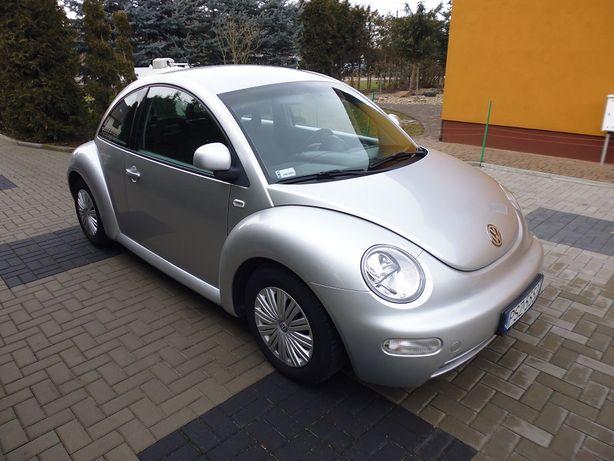 Volkswagen New Beetle 1.9 TDI 90 Koni Klima Zarejestrowany Stan BDB