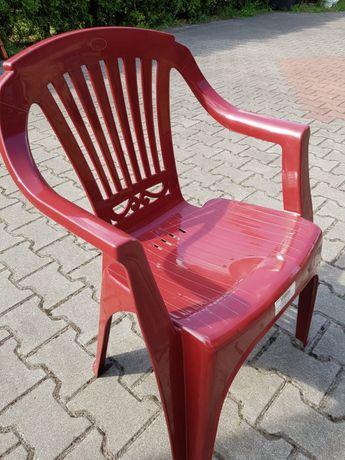 Nowe krzeska ogrodowe 5 szt okazja