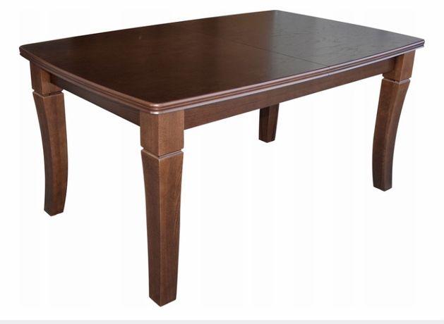 Drewniany stół rozkładany do 4m 100x160/400 ORZECH