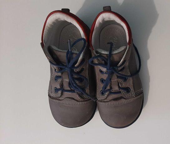 Buty trzewiki dziecięce niemowlęce  Emel ROCZKI E 2069-27