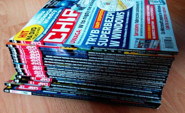 Magazyn komputerowy CHIP 2009, 2010, 2011