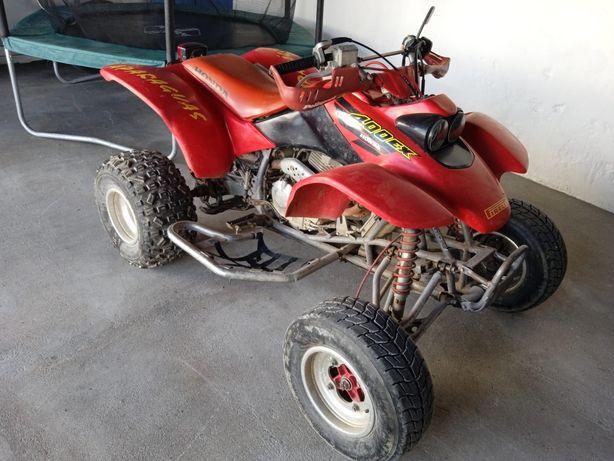 Honda 400 EX impecável
