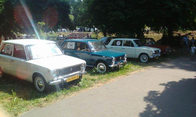 ВАЗ-2101 1974г.в. в оригинале.