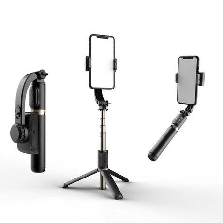 (NOVO) GIMBAL • Tripe • Selfie Stick • estabilizador de Imagem