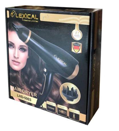 Профессиональный Фен Lexical 2300W для волос. Подарок на Новый год
