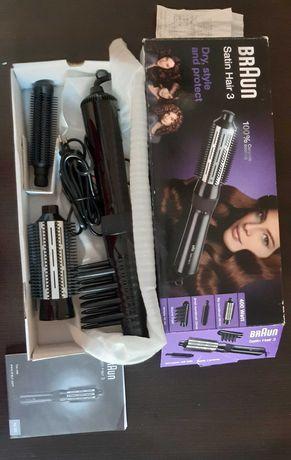 Lokówkosuszarka Braun Satin Hair 3 Nowa z paragonem