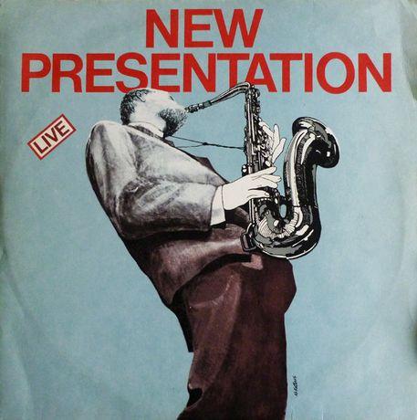 New Presentation – Live winyl