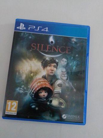 Jogos PS4 - Silence