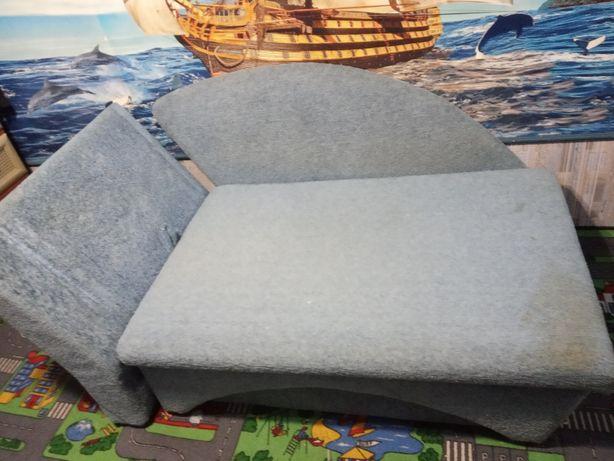 Продам диван- кубик