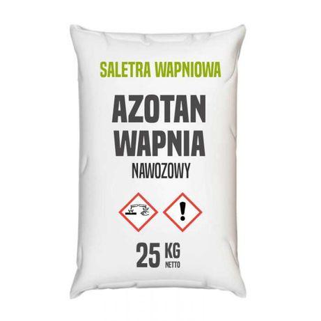 Saletra wapniowa, azotan wapnia nawozowy - 25 - 1000 kg - Kurier