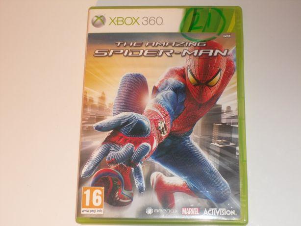 The Amazing Spider Man Xbox 360