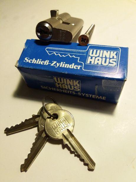 Canhão de fechadura WINKHAUS 35/80 mm