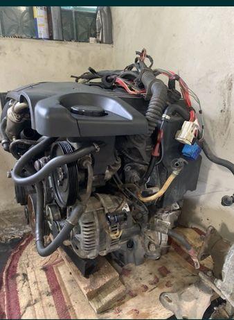 Двигатель взборе БМВ e46 320D BMW n47d20