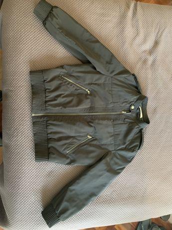 Gianni Versace 54 casaco preto (tamanho L)
