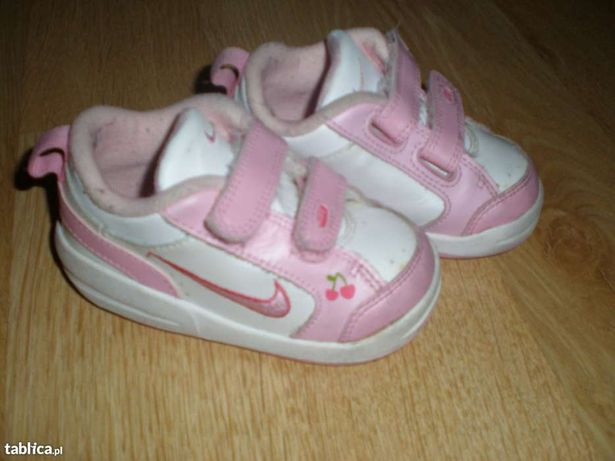 Buty Nike roz.21 Dziewczęce, Jak Nowe