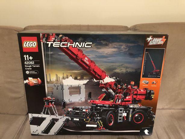 Lego Technics 42082 Rough Terrain Crane