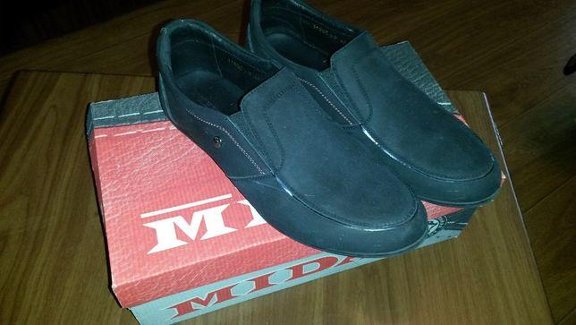 Мужские замшевые туфли - 900 руб.