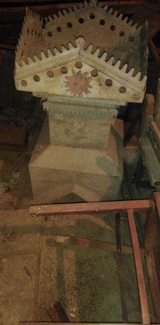 Декоративный колпак на дымоход