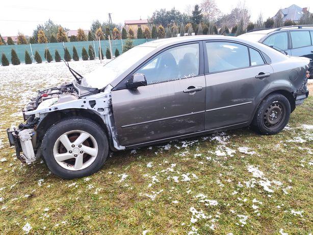 Mazda 6 Anglik na części lub w całości silnik sprzęgło