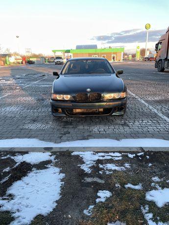 BMW 520i 1998 года, газ/бензин, состояние хорошее, 380 тыс пробега