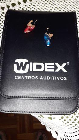 Aparelho auditivo Widex U2 CIC Micro
