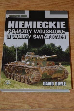 Nimieckie pojazdy wojskowe II Wojny Swiatowej, 512 стр. Каталог.