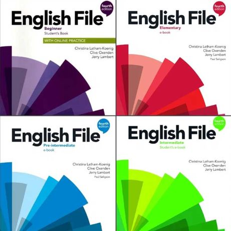 English File (4th edition)