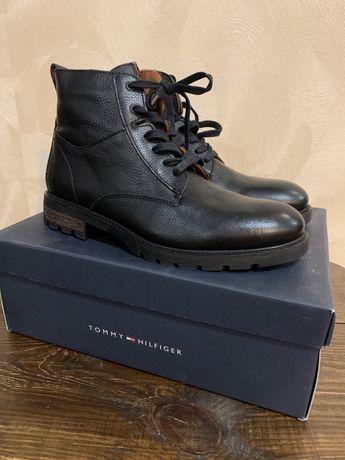 Зимние Ботинки Tommy Hilfiger