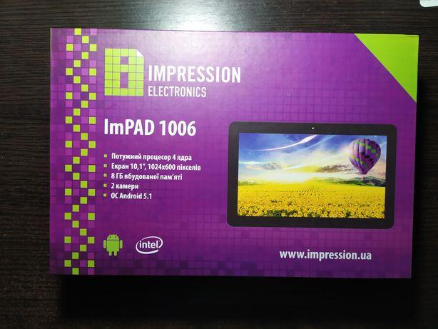 "ImPad impression  10,1"", 1024x600 пикселей."