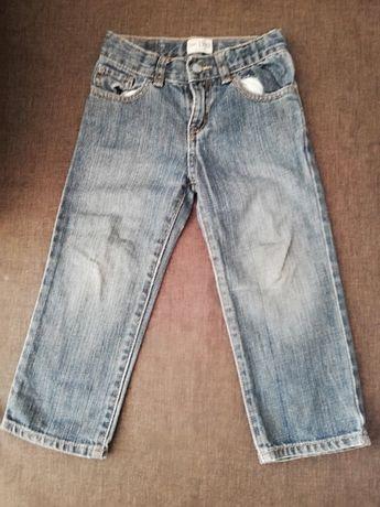 tanie spodnie jeansowe dla 2 i 3 latka