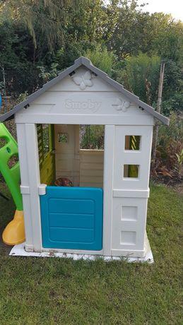 Domek dla dzieci SMOBY stan idealny