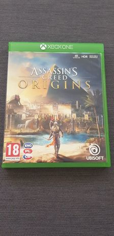 Assassin Creed Origins PL (Xbox one, series S, Series X)