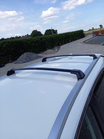 Belki dachowe na relingi Honda Crv 2012 - 2017