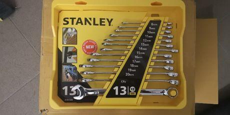 Zestaw kluczy Stanley 8-20mm Nowe Najtaniej w PL 13 kluczy klucze