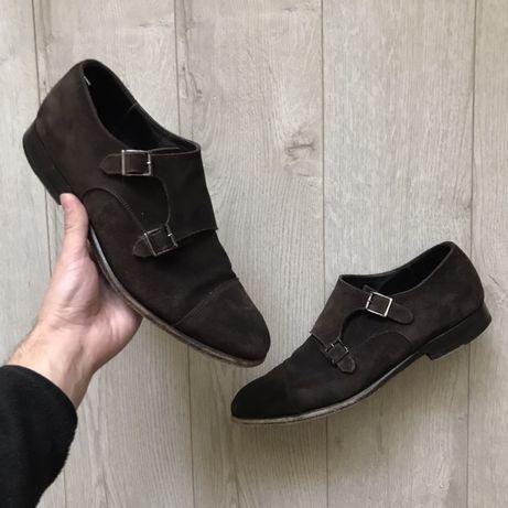suitsupply туфли броги tods borelli