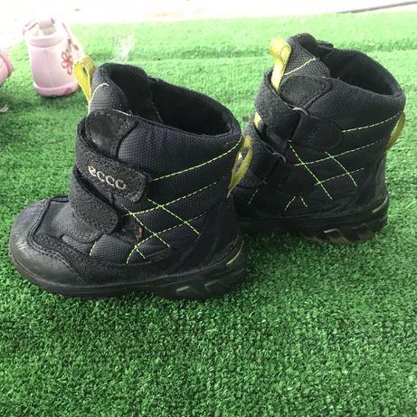ECCO ботинки сапоги зима 23р