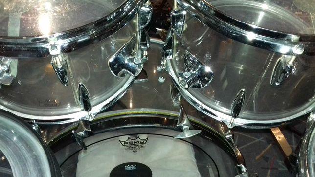 Perkusja Shell Set akrylowy Royalstar (Japan)