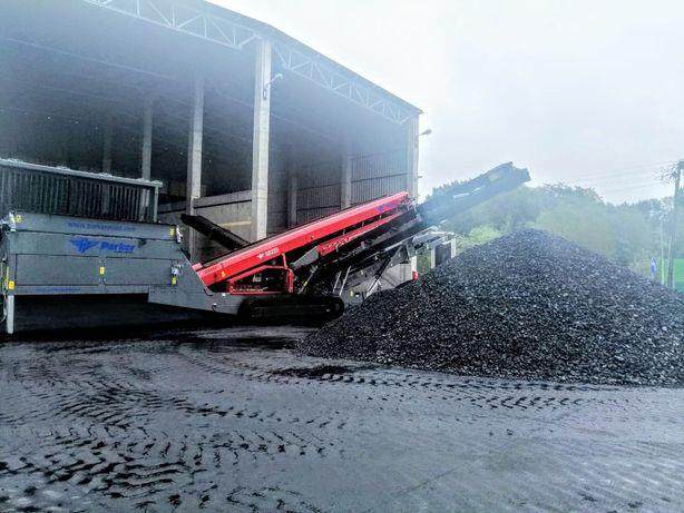 Węgiel kamienny Kostka 25MJ/kg transport Białobrzegi i okolice GRATIS