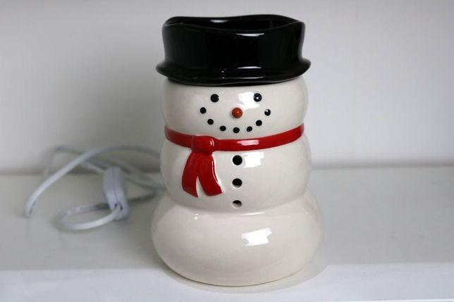 Kominek elektryczny do wosków candle warmers snowman