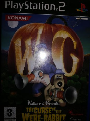 Wallace e Gromit ps2