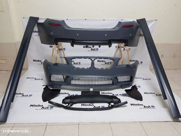 Kit Exterior Completo BMW Série 5 F10 Look M5