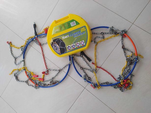 Łańcuchy przeciwśniegowe