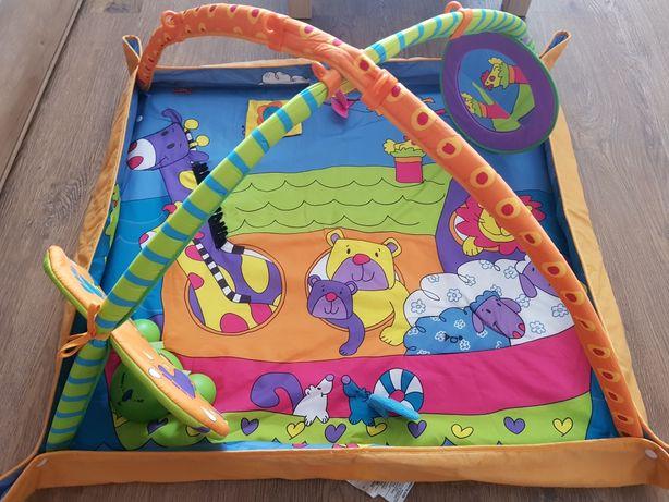 Mata edukacyjna kojec tiny love plac zabaw