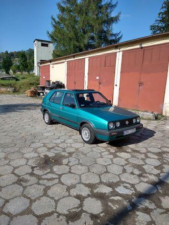 Golf Mk ll  1,6 Diesel 1990r
