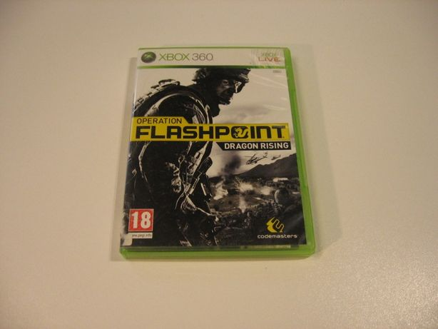 Operation Flashpoint Dragon Rising - GRA Xbox 360 - Opole 1763