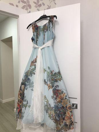 Красивое итальянское платье на выпускной