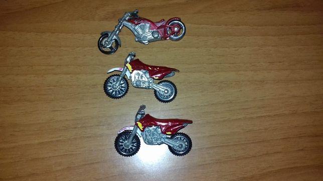 Металлические мотоциклы
