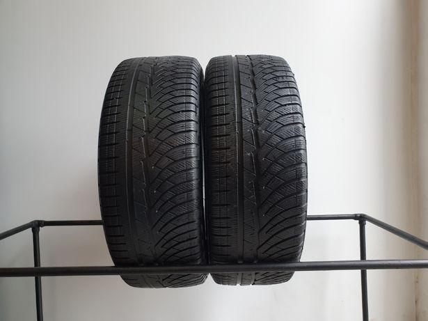 2x Michelin Pilot Alpin 245/45/19, TANIO!!