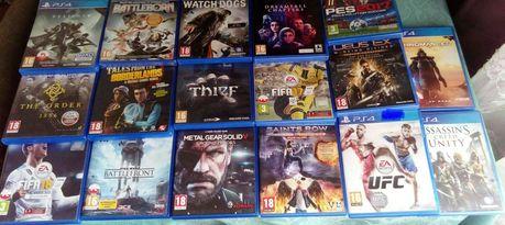 Zamienię + GRY PS4 + Zamiana +