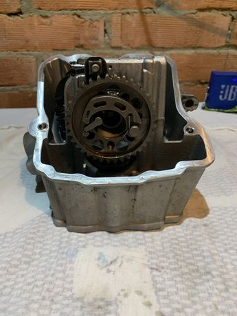 Kompletna Głowica KTM EXC 450  12-16r. Husqvarna FE 450  14-16 r.
